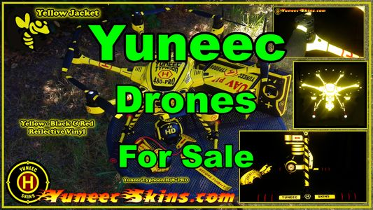 "Yuneec Drones For Sale Used  Drones & Complete Packages Ready to Fly Just ""Buy It & Fly It"""