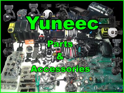 Yuneec Parts & Accessories For Sale New & Used, Hard to Find, Get Your Drone Back in the Air!