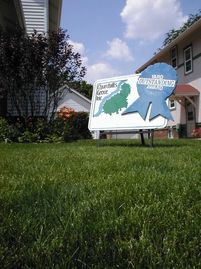 Lawn of the month -Aaron's Greenscape Inc. Services Lawn Care / Tree Care in Rockford / Northern IL