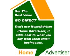 Get The Best Value GO DIRECT Don't use HomeAdvisor  you buy from local small businesses in IL.