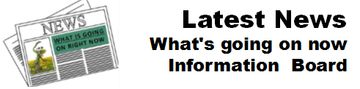 Latest News: whats going on now Information Board for lawn and trees and shrubs all over Northern IL