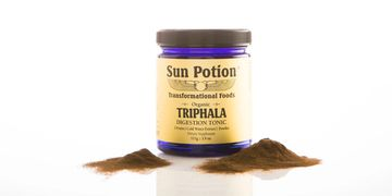 Sun Potion Triphala (Organic Cold Water Extract Powder)