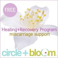 free healing + recovery miscarriage support mind body program