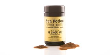 Sun Potion He Shou Wu (Wildcrafted)