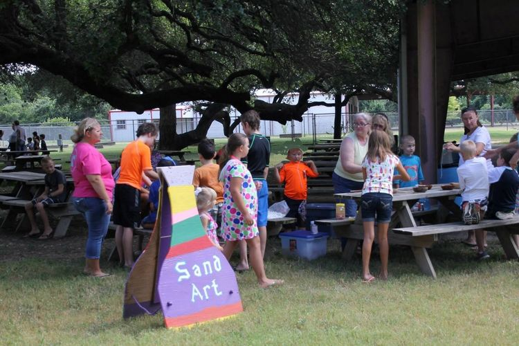 Sand Art & Candle Making Activities at all events