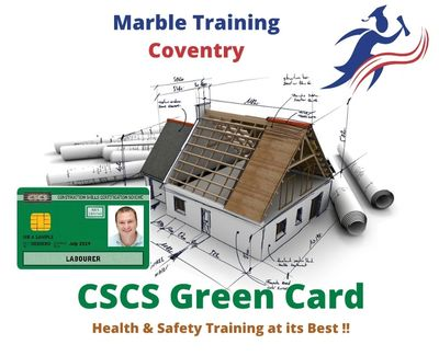 CSCS Courses Coventry Marble Training