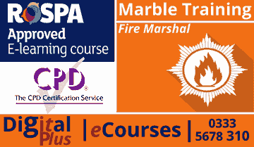 Fire Marshal Course  CITB eCourses Online Courses  Marble  Marble Training eCourses