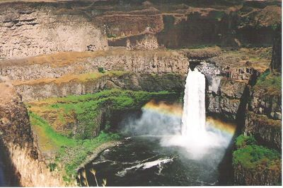 Palouse Falls and the Scablands