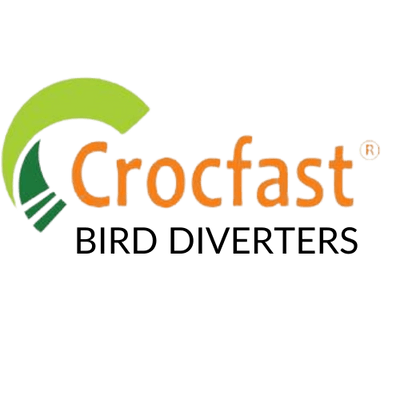 CROCFAST®  BIRD  DIVERTERS