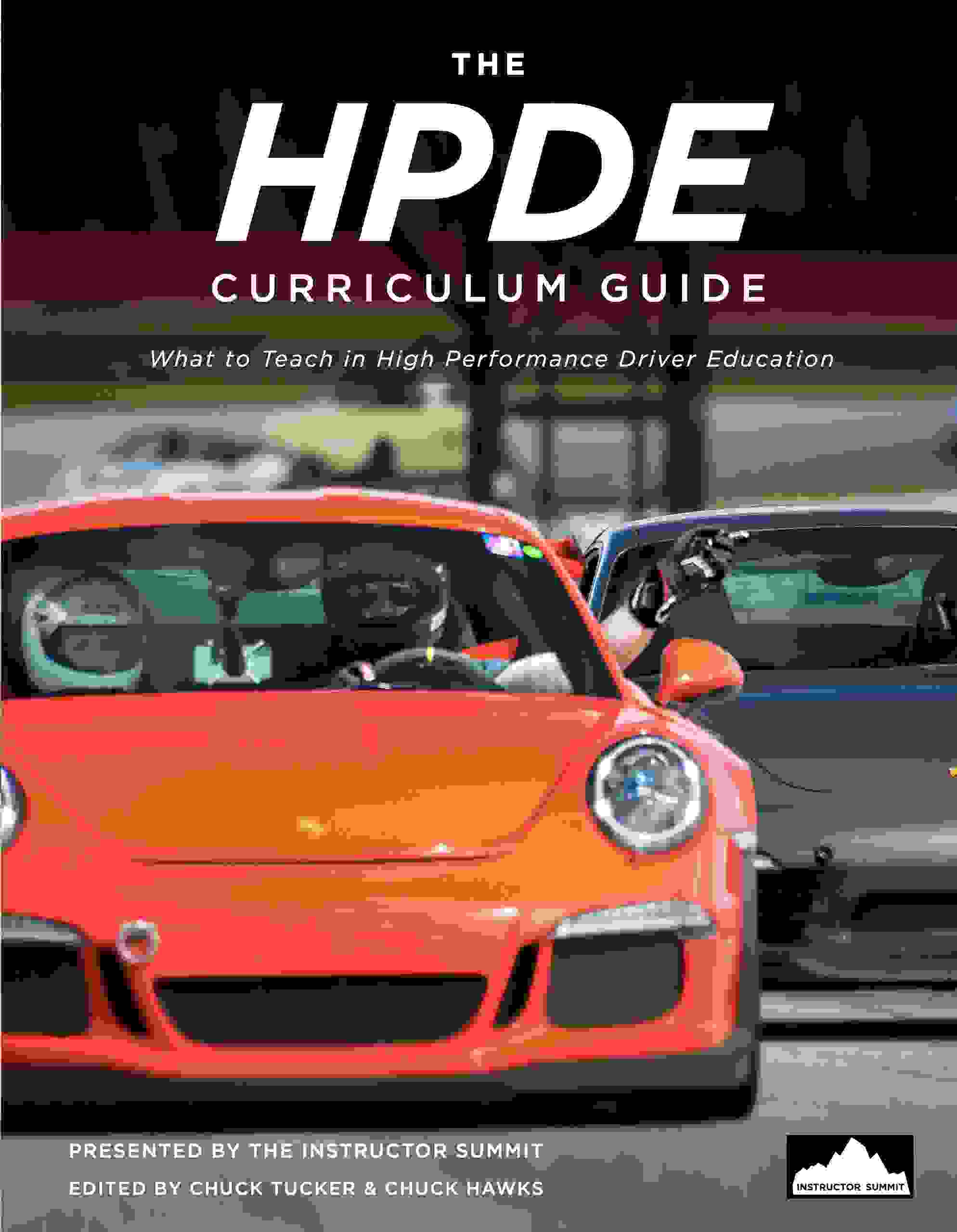 The HPDE Curriculum Guide book cover