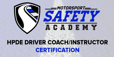 MSF Level 1 Logo, Motorsports Safety Foundation