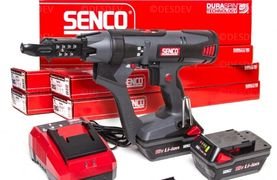 denco, duraspin, technology, collated screwgun, drywall, flooring, ceilings, plasterboard