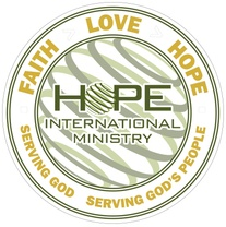 HOPE INTERNATIONAL MINISTRY