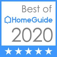 Hopper Farms is not only highly rated but recommended by customers using HomeGuide.com!