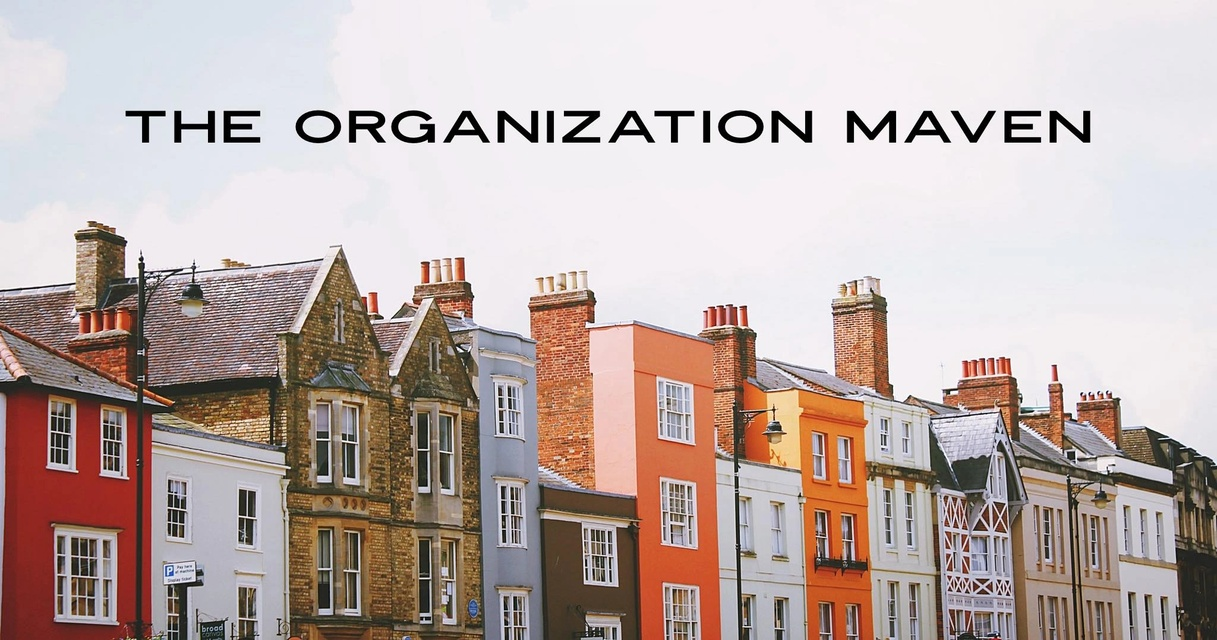 The Organization Maven