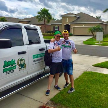junk removal orlando, junk removal near me, hauling