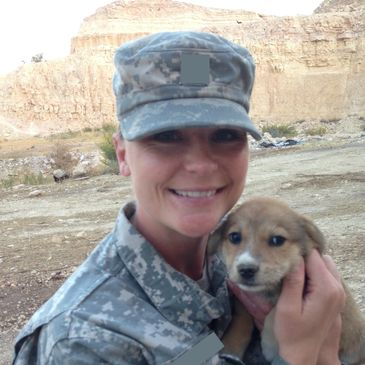 Puppy Rescue Mission soldier rescue