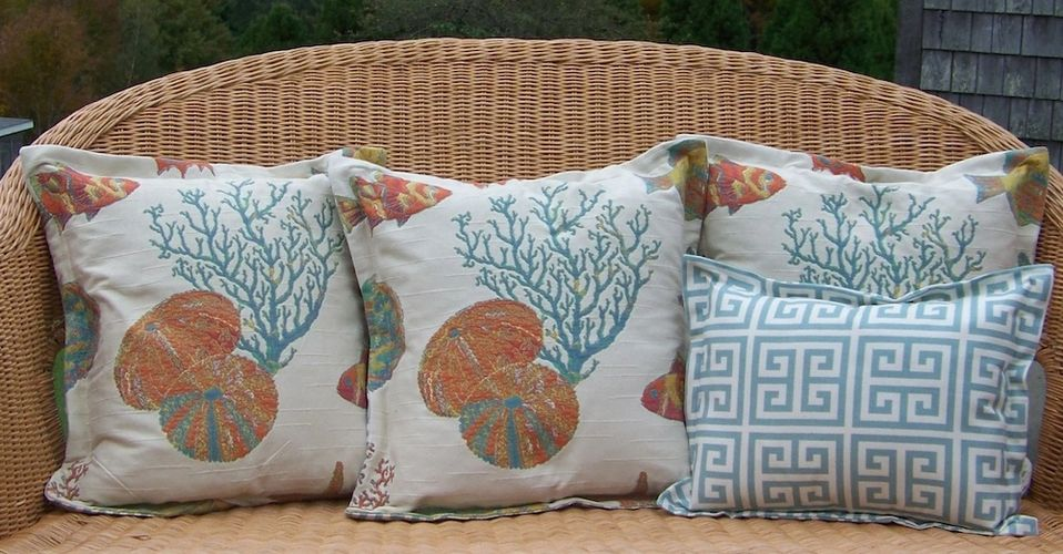 Slipcovers, upholstery, home & boat cushions,  and more.  Bringing new life to your furniture.