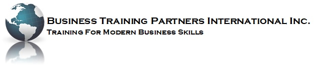 Business Training Partners International Inc.