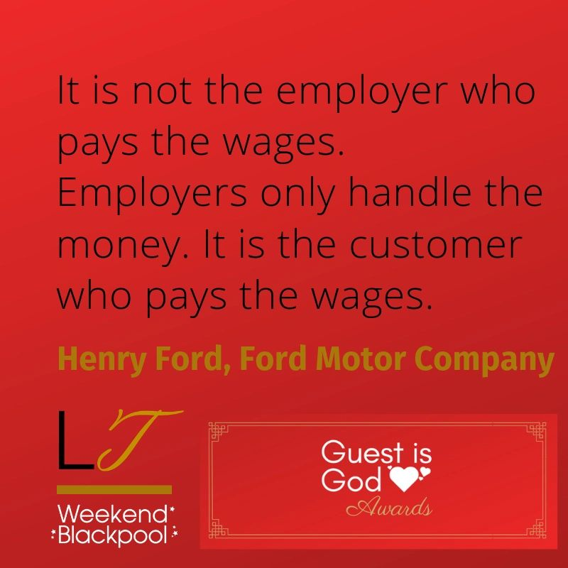 Customer Service Quotes, Henry Ford
