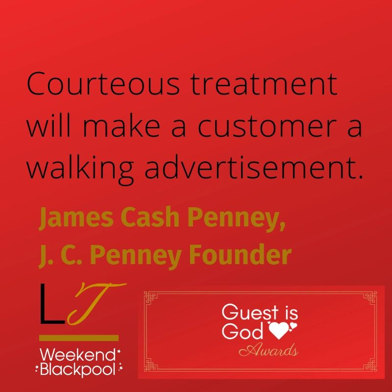 Customer Service Quotes, James Cash Penney, J.C. Penney