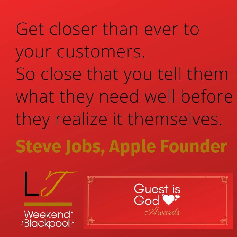 Customer Service Quotes, Steve Jobs