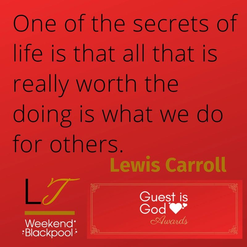 Customer Service Quotes, Lewis Carroll