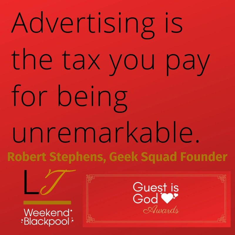 Customer Service Quotes, Robert Stephens.