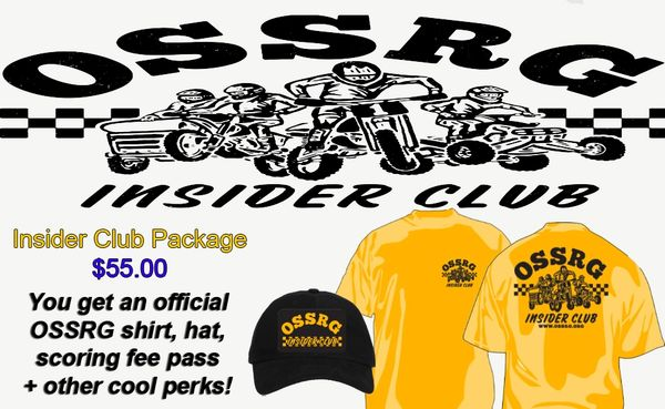 OSSRG Insider Club