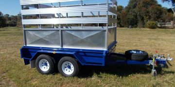 stock trailers for sale and hire in Adelaide  south Australia