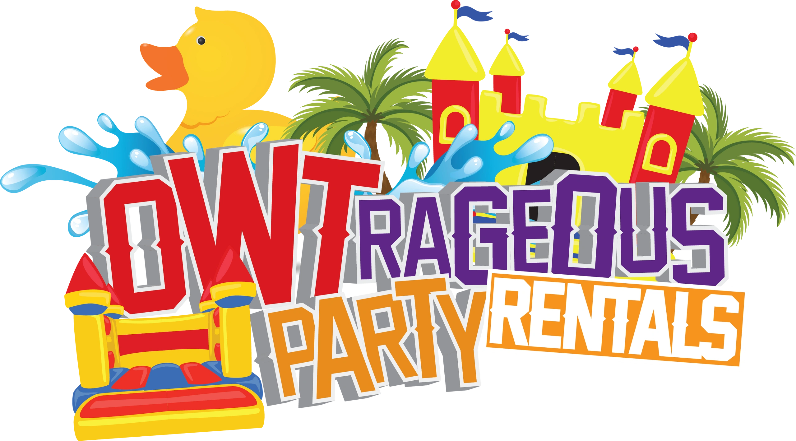Party Rentals, Bounce House,