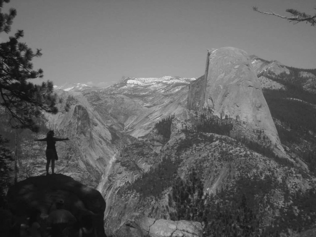 Half Dome Yosemite Nat. Park