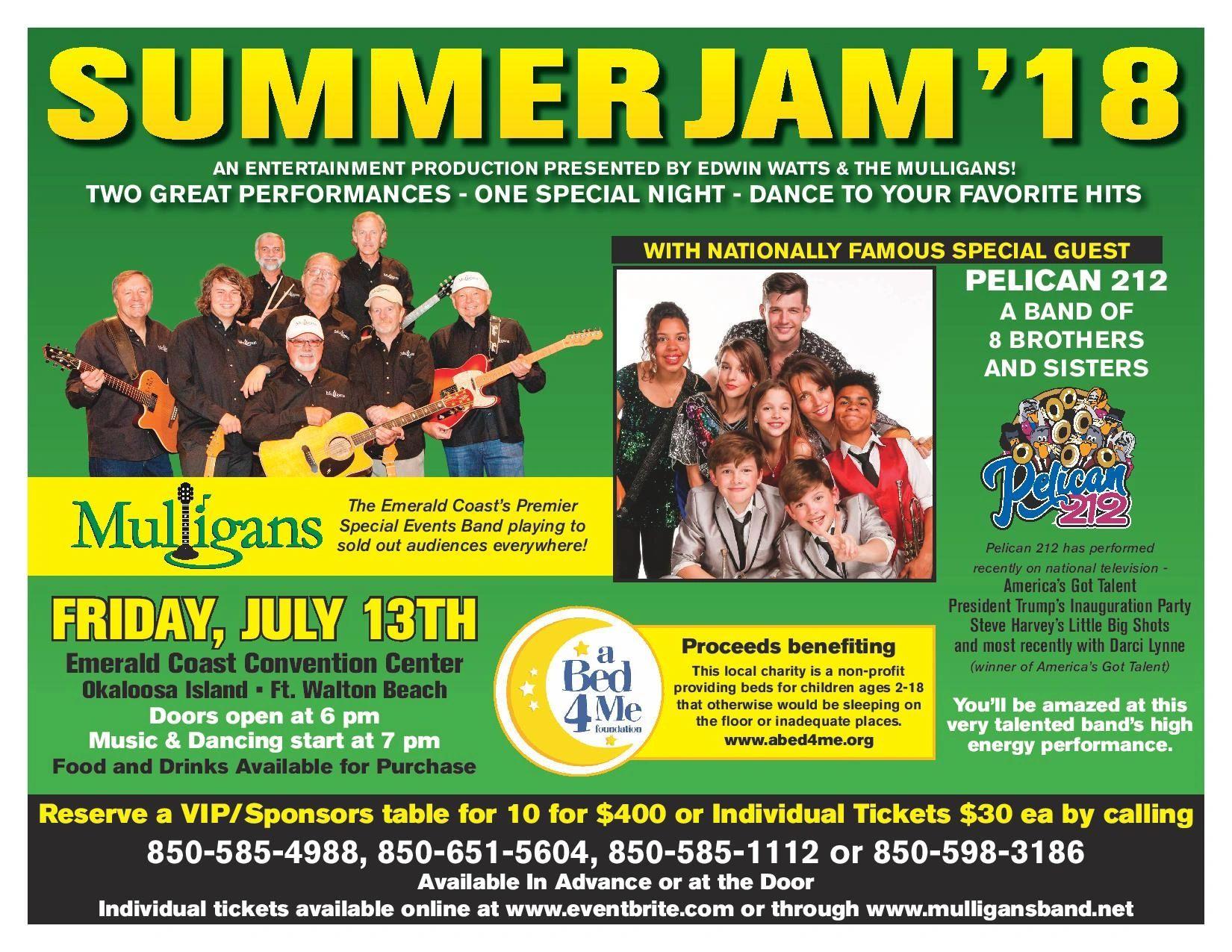 e82869caa Summer Jam '18