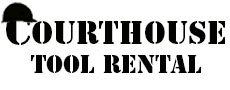 Courthouse Tool Rental