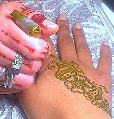 Henna   Island Girl Body Art