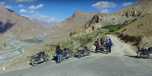 Worldwide motorcycle adventure tours.  Destinations.