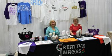 Creative images, vevay, indiana, embroidery, custom