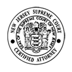 Certified by the Supreme Court of New Jersey as a Civil Trial Attorney