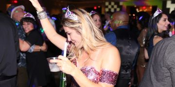 Hotel Derek Houston New Year Eve Party My VIP LIFE
