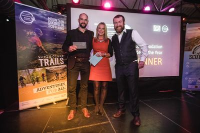 Scottish Mountain Bike Awards 2017 - MTB Friendly Provider of the Year