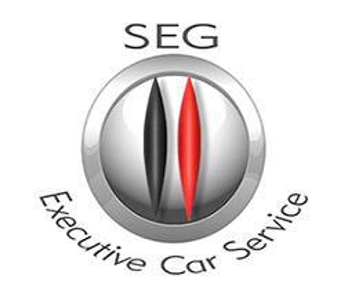 SEG Executive Car Service Logo
