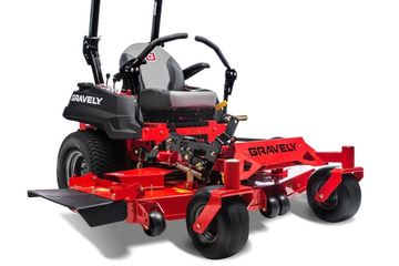 Precise cutting and functionality is exactly what you can expect from a zero turn mower!
