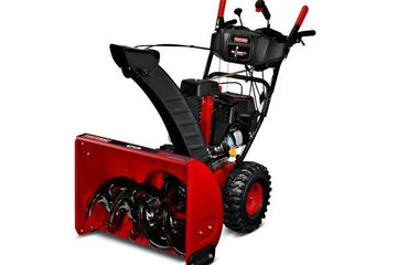 If your snow blower is coughing and sputtering, or just won't start, don't panic – We repair -
