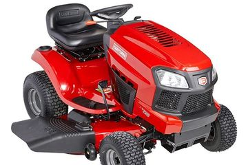 Is your riding mower in crisis or does it just need some routine maintenance? We can help.