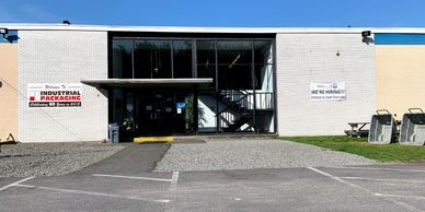 150 Industrial Road, Leominster MA (Front Entry); Available for Lease
