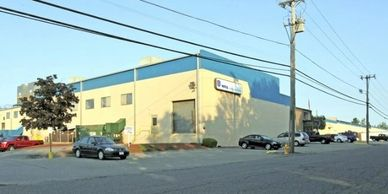 196 Industrial Road, Leominster MA; Warehouse Space for Lease