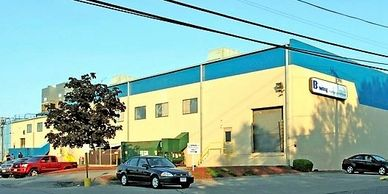 196 Industrial Road, Leominster MA 01453 - Commercial Warehouse Space for Lease