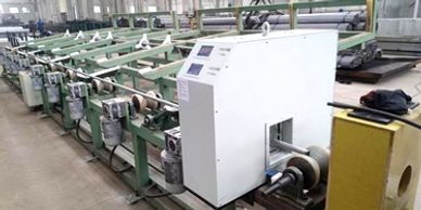 Inspection line machinery