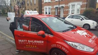 Female Driving Instructors Sidcup