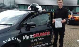 Booking Driving Lessons Orpington Sam T